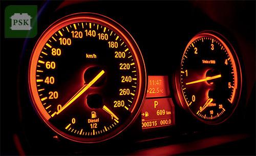 تعمیر کیلومتر - اصلاح کیلومتر