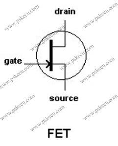 آموزش الکترونیک خوردو   ترانزیستور اثر میدان