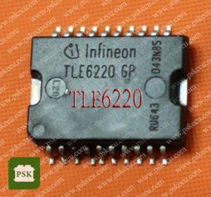 IC TLE6220 | آی سی انژکتور | آموزش تعمیرات ایسیو