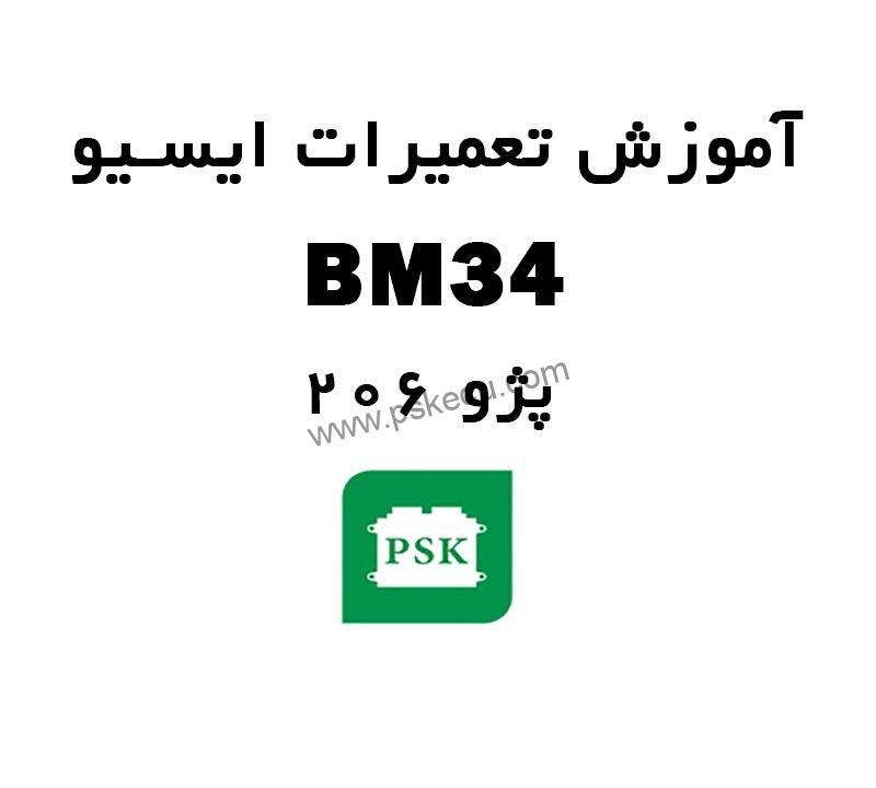 آموزش تعمیرات مالتی پلکس فرانسه BM34