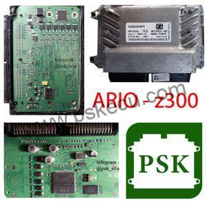 آموزش تعمیرات ایسیو Z300