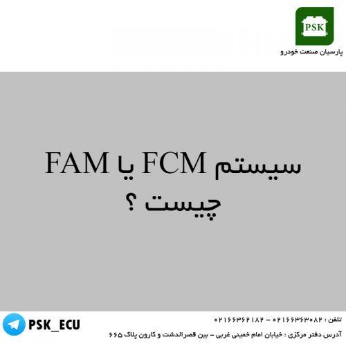 آموزش تعمیرات ایسیو - سیستم FCM یا FAM چیست