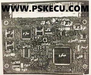 آموزش تعمیرات ECU - بررسی ECU S2000 ساژم و ولئو و بررسی خرابی مربوط به آی سی های آنها