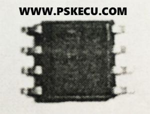 آموزش تعمیرات ecu - آی سی 8 پایه مرکزی