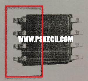 آموزش تعمیرات ecu - آی سی 8 پایه