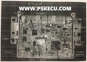 آموزش تعمیرات ecu - بررسی تخصصی ایسیو های ساژم