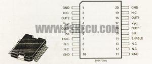 آموزش تعمیرات ای سی یو - آی سی L9930
