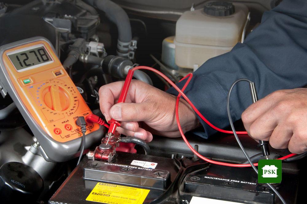 دوره برق انژکتور خودرو - پارسیان صنعت خودرو
